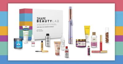 SHAPE Beauty Lab Box Fall 2020 Box Available Again + Full Spoilers!