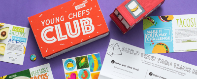 Young Chefs' Club Holiday Coupon: Get 20% Off!
