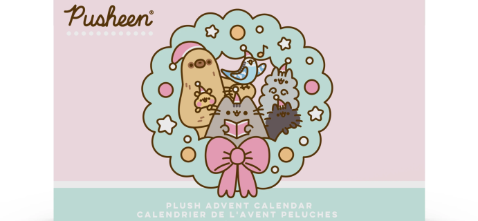 2020 Pusheen Advent Calendar Available Now!