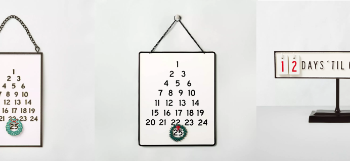 2020 Target Hearth & Hand With Magnolia Advent Calendars Available Now!