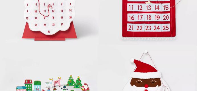 2020 Target Wondershop Advent Calendars Available Now!