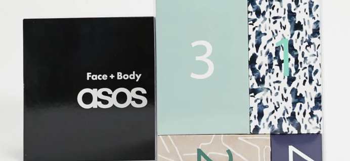 ASOS Men's Grooming Advent Calendar 2020 Available Now + Full Spoilers!