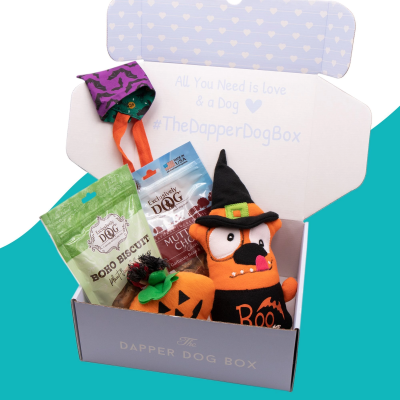 The Dapper Dog Box Sale: Get 20% Off The Limited Edition Halloween Themed Box!