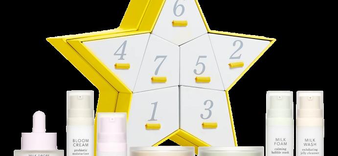 Beekman 1802 Skincare Stars Mini Advent Calendar Available Now!