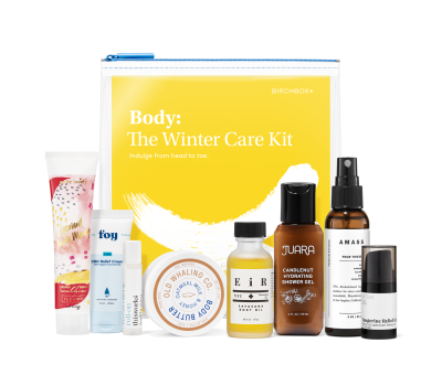 The Winter Body Care Kit – New Birchbox Kit Available Now + Coupons!