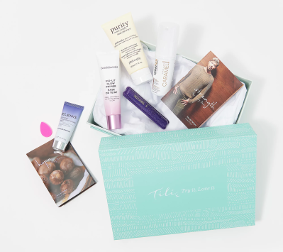 New QVC TILI Box Available Now – Ready to Glow Box!