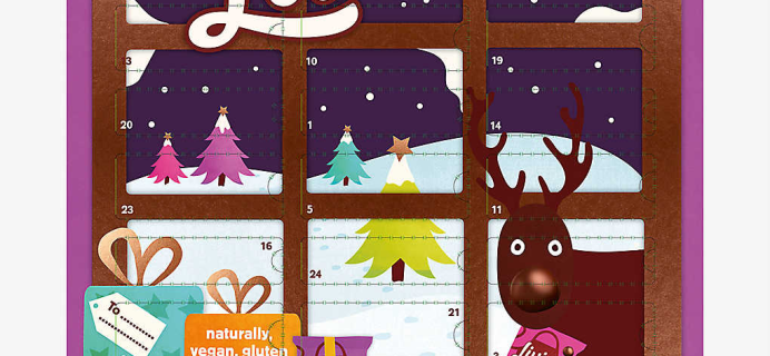 2020 Livia's Advent Calendar Available Now!