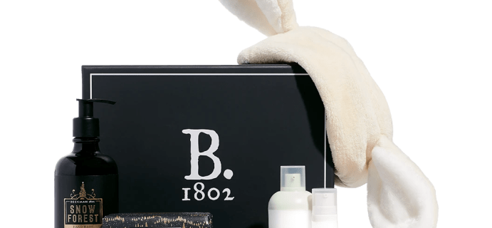 B. 1802 Beekman Beauty Box Fall 2020 Available Now + Full Spoilers!