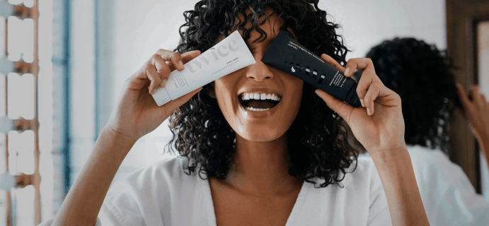 Twice Coupon: Save 20% Off Premium Toothpaste Subscription!