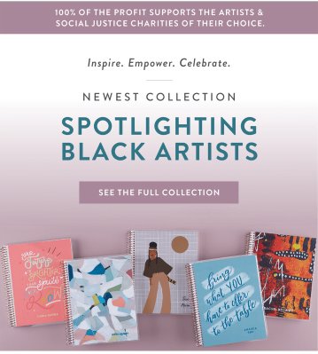 New Erin Condren x Featured Black Artists Collection Available Now!