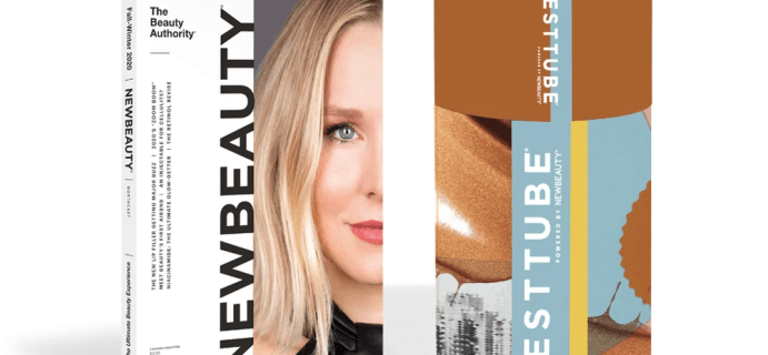 New Beauty Test Tube Cyber Monday Coupon: 30% Off Subscriptions + Gifts!