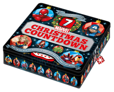 2020 Marvel Countdown to Christmas Advent Calendar Available Now!