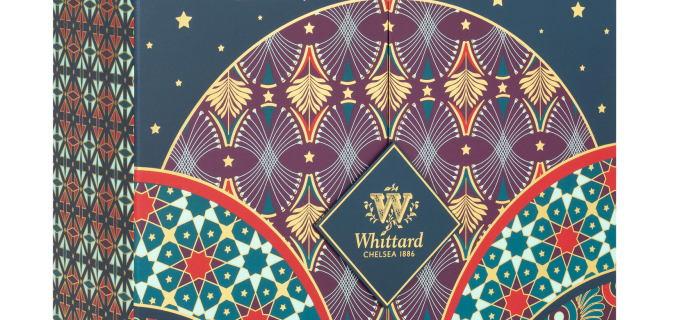 2020 Whittard Hot Chocolate Advent Calendar Available Now + Full Spoilers!