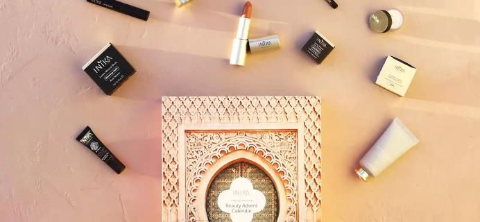 INIKA Beauty Advent Calendar 2020 Available Now + Full Spoilers!