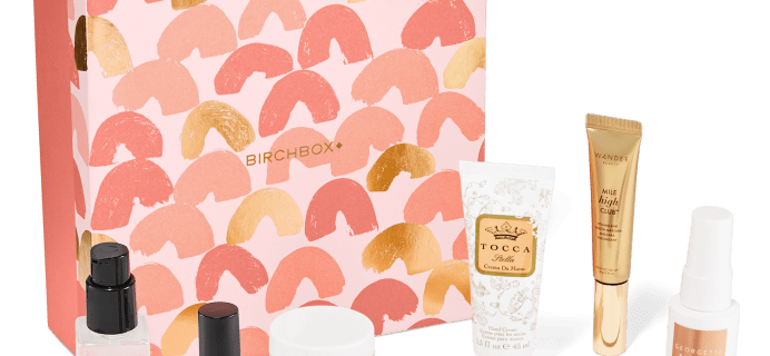 Birchbox Limited Edition Holidays at Home Box Available Now + Coupon!