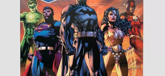 2020 DC Comics Socks Advent Calendar Available Now! {Men's}