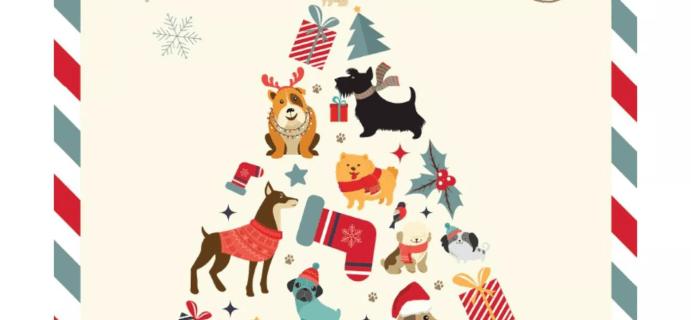 2020 Molly's Barkery Advent Calendar Available Now!