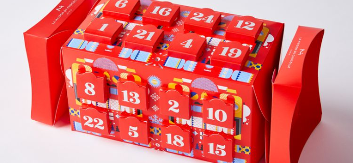 2020 La Maison du Chocolat Advent Calendar Available Now!