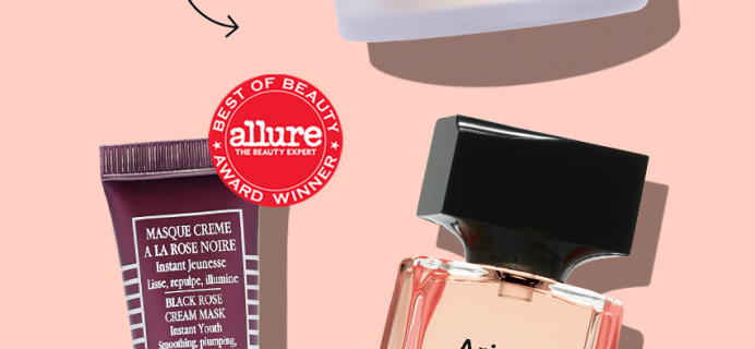 Allure Beauty Box Flash Sale: FREE Sisley, Proenza Schouler, & Laura Mercier With Subscription!
