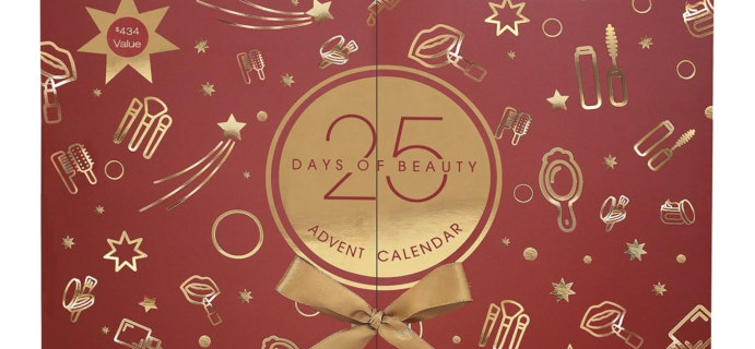 2020 Macy's Beauty Advent Calendar Black Friday Deal: 50% Off!