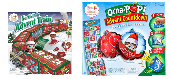 2020 The Elf on The Shelf Advent Calendars Available Now + Full Spoilers!