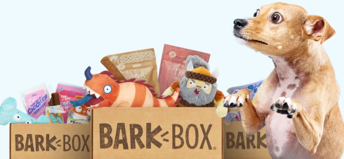 BarkBox Friends & Family Sale: Get 50% Off Your First Month!