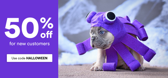 Spot and Tango Halloween Sale: Get 50% Off!
