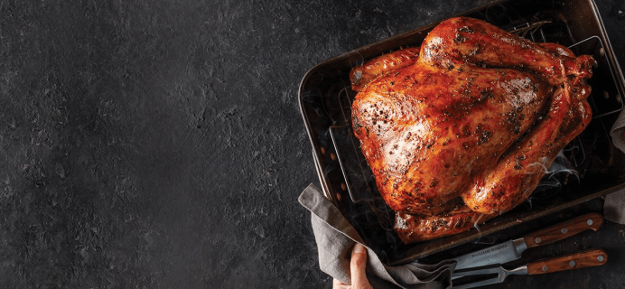 Omaha Steaks Build Your Own Thanksgiving Dinner Boxes Available Now + Coupon!