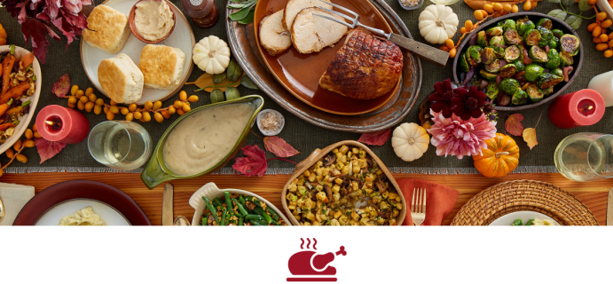 Gobble Thanksgiving Day Holiday Box Available Now + Coupon!