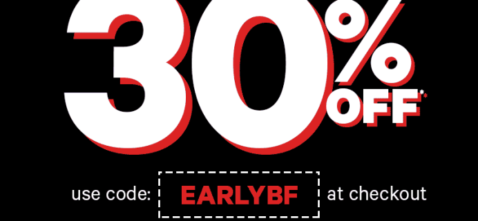 Kidbox Early Black Friday 2020 Sale: Get 30% Off First Box!