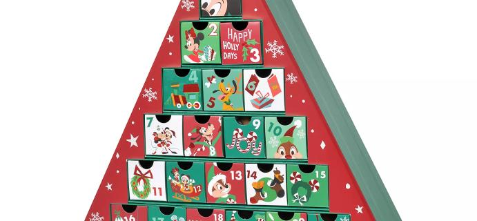 2020 shopDisney Japan Mickey & Friends Advent Calendar Available Now!