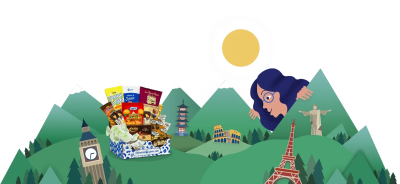 Universal Yums Cyber Monday Deal: Save 10% ANY Subscription – Favorite Snack Around The World Box!