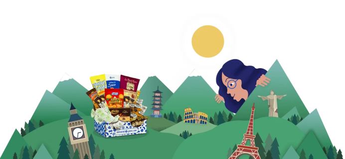 Universal Yums Black Friday Deal: Get Up To $30 Off This Popular Snacks Around The World Box!