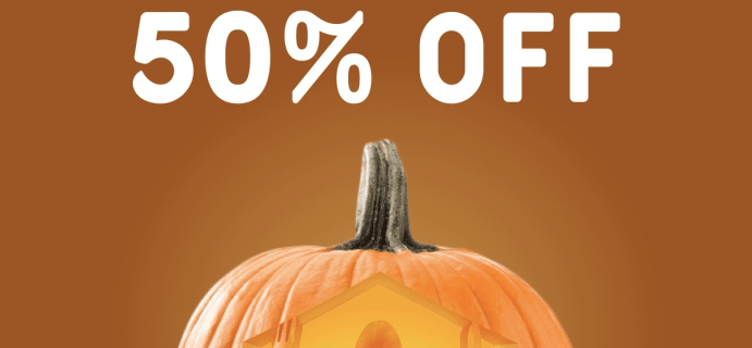 Home Chef Halloween Flash Sale: 50% Off First Box!