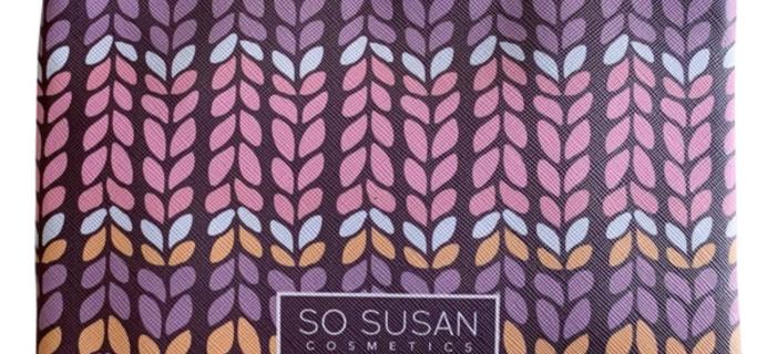 So Susan Color Curate November 2020 Full Spoilers!