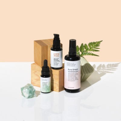 Beauty Heroes Pacific Northwest Essences Limited Edition Wellness Discovery Box Available Now!