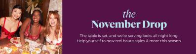 Adore Me November 2020 Collection Reveal + Coupon!