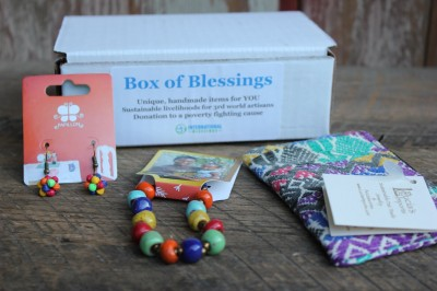 International Box of Blessings Black Friday Sale: Save 25% on your entire subscription!