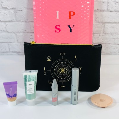 Ipsy Glam Bag October 2020 Review