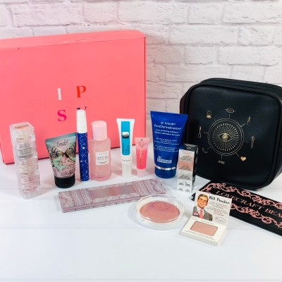 Ipsy Glam Bag Ultimate October 2020 Review