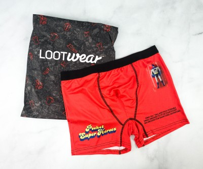 Loot Undies September 2020 Subscription Review + Coupon