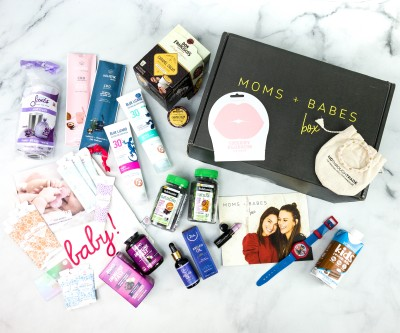 Moms + Babes Fall 2020 Subscription Box Review + Coupon