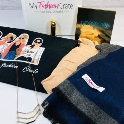 My Fashion Crate Black Friday Coupon: Save 35% On First Box!