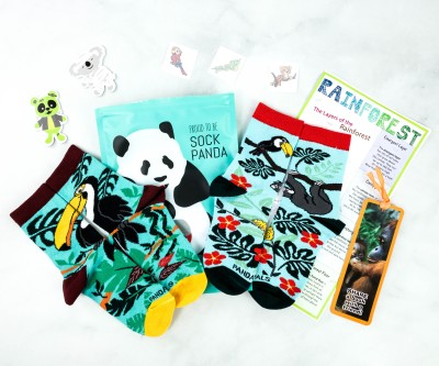Panda Pals October 2020 Subscription Review + Coupon
