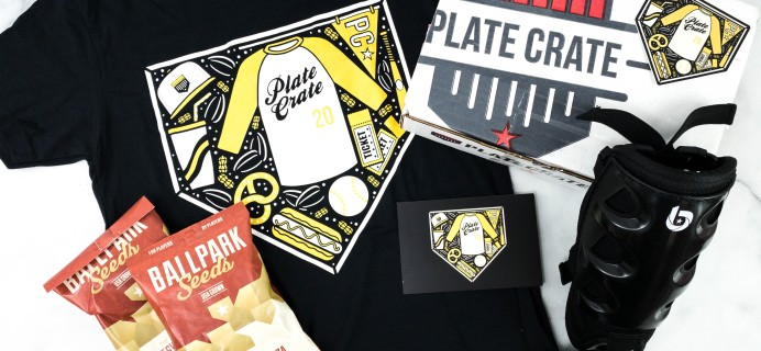 Plate Crate October 2020 Subscription Box Review + Coupon
