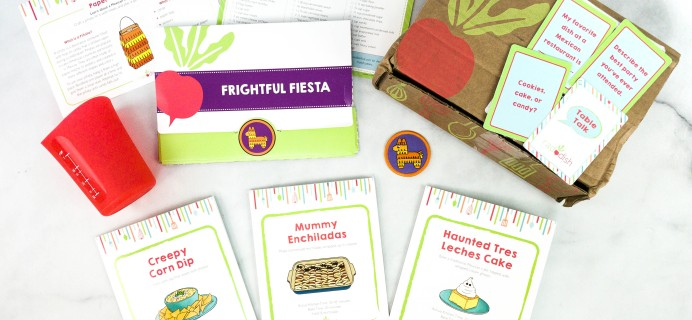 Raddish Kids Cooking Subscription Box Review + Coupons – October 2020