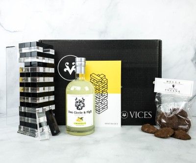 Vices September 2020 Subscription Box Review + Coupon!