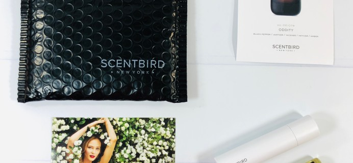 Scentbird October 2020 Perfume Subscription Review & Coupon