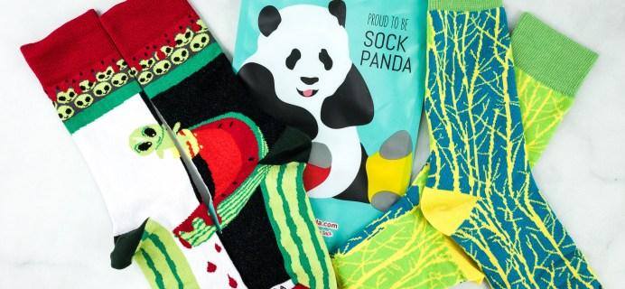Sock Panda Tweens October 2020 Subscription Review + Coupon