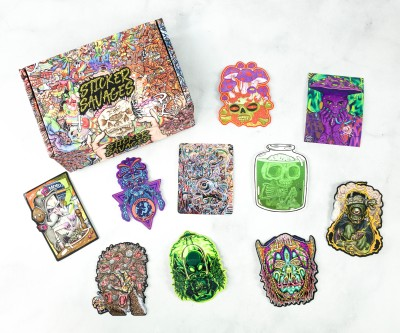 Sticker Savages Black Friday Deal: Save $5 On First Box!